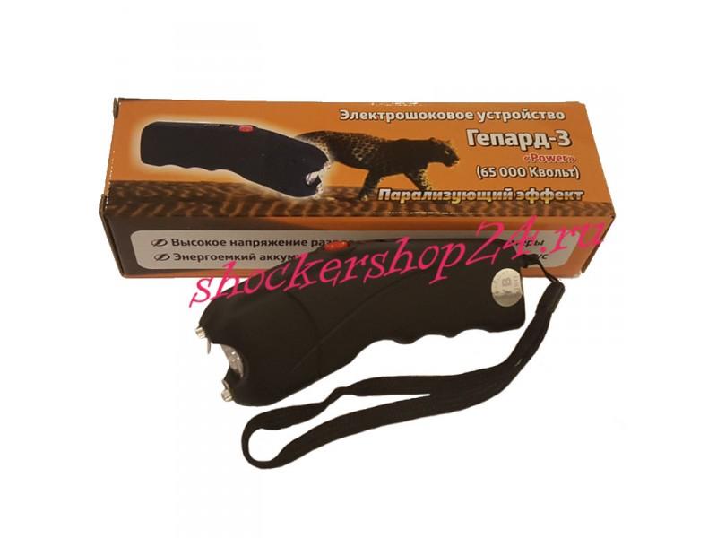 Электрошокер Гепард-3 Power